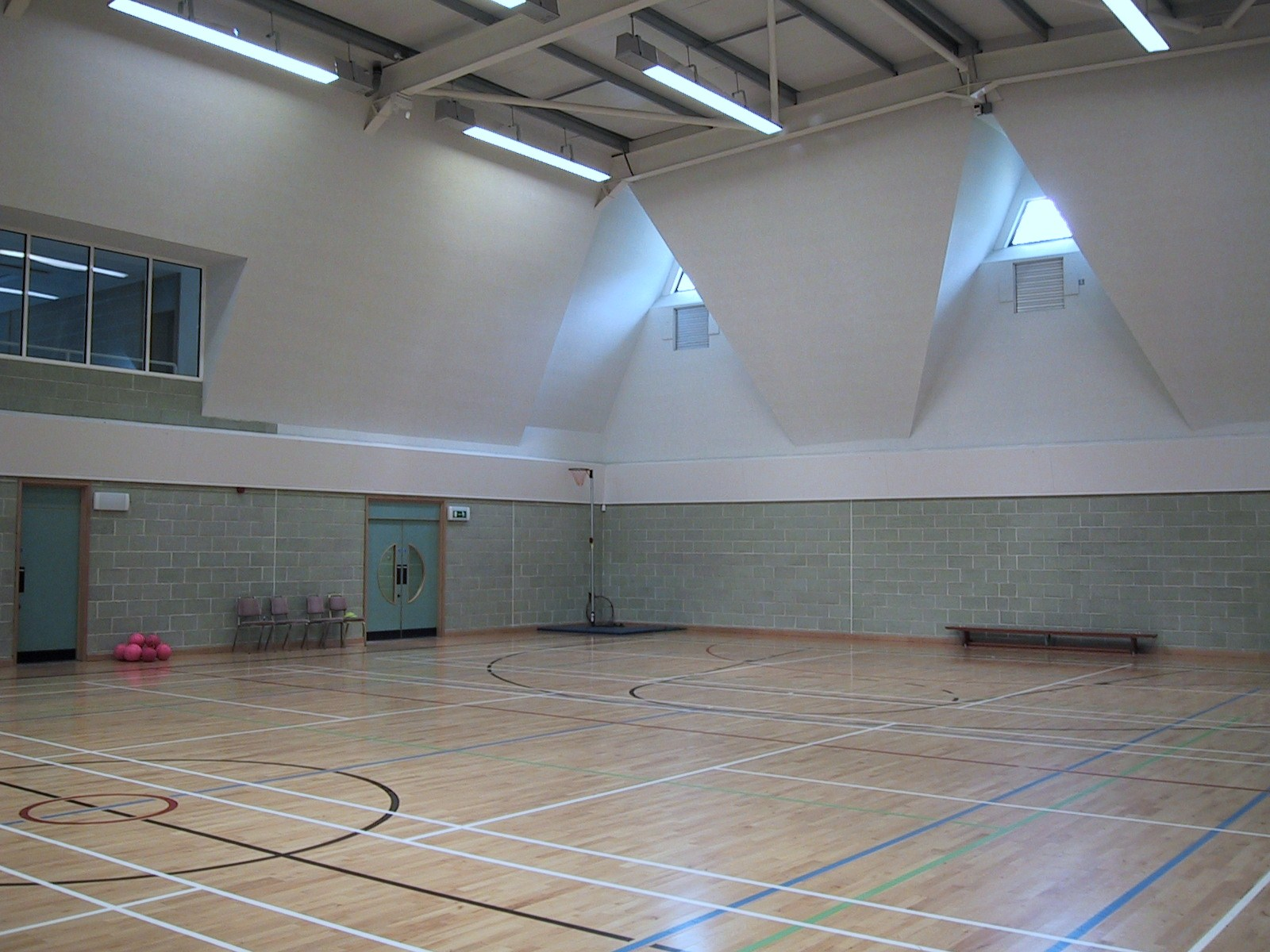Sports Hall Radiant Panel Archives Solray Radiant