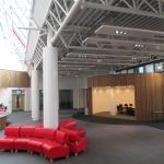 Warwickshire College - Atrium Area
