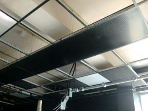 Radiant Panel in Black