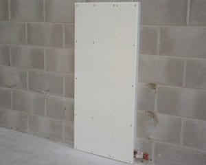 Anti Ligature Radiant Panel
