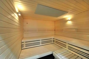 Sauna Heating