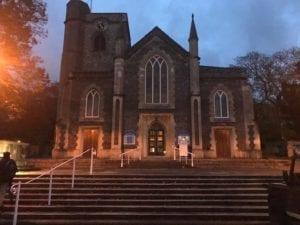 St. Martin of Tours Church in Epsom