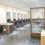 Warwickshire College - Salon Sapce
