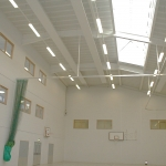 Heartland School - Sports Hall