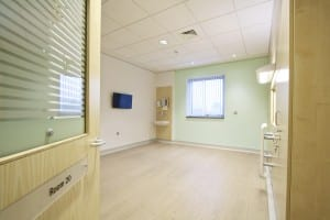 Radiant Panels in Healthcare