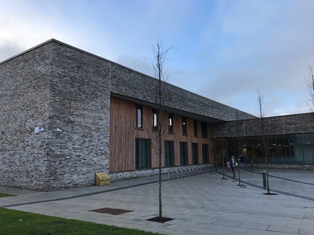 The new Blackburn Partnership Centre