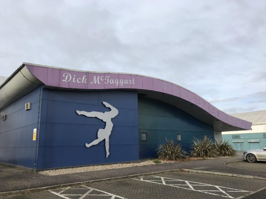 Dick McTaggart Gymnastics Centre